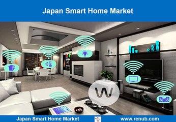 Japan Smart Home Market Size