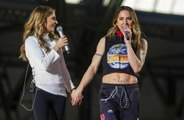 Spice Girls share rehearsal pictures ahead of reunion tour