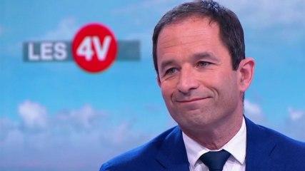 Benoît Hamon - France 2 mercredi 22 mai 2019