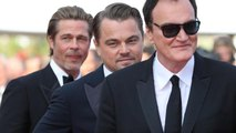 Quentin Tarantino : standing ovation for Once Upon A Time In Hollywood - Cannes 2019