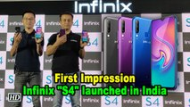 """First Impression 