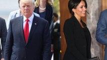 Meghan Markle dà forfait a Donald Trump: dietro la 'scusa conveniente' si cela questa verità