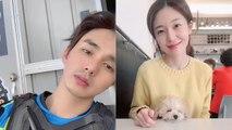 [Showbiz Korea] Today's StarPic! Yoo Seung-ho(유승호) & Baek Jin Hee(백진희)
