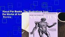 About For Books  The Illustrations from the Works of Andreas Vesalius of Brussels  Review