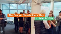 The Orange Stakeholders' Day - 11 march 2019