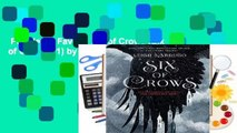 Popular to Favorit  Six of Crows (Six of Crows, #1) by Leigh Bardugo