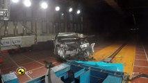 Crash-test Euro NCAP du Lexus UX
