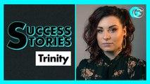 Trinity, l'un des visages féminins du gaming français - Success Stories l GG