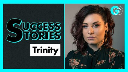 Trinity, l'un des visages féminins du gaming français - Success Stories l GG