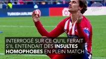 Antoine Griezmann s'engage contre l'homophobie en Une de Têtu