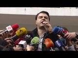 RTV Ora - Basha: Sot u dëgjua zëri i shumicës, s'ka zgjedhje me Edi Ramën