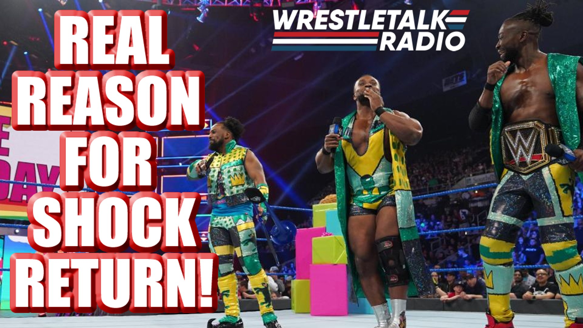 REAL Reason for Shock WWE Return REVEALED?!! Ex-WWE Star CONFIRMED for AEW!! WWE Legend TARGETS New