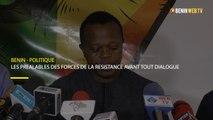 Bénin : Les préalables des forces de la résistance avant tout dialogue