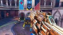 """OVERWATCH """"Présentation de la Forge"""" Bande Annonce de Gameplay"""