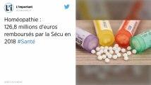 Homéopathie. La Sécurité sociale a remboursé 126,8 millions d'euros en 2018