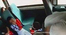 Öğrencileri Taşıyan Servis Minibüsü Ciple Çarpıştı! Görüntüler Ortaya Çıktı