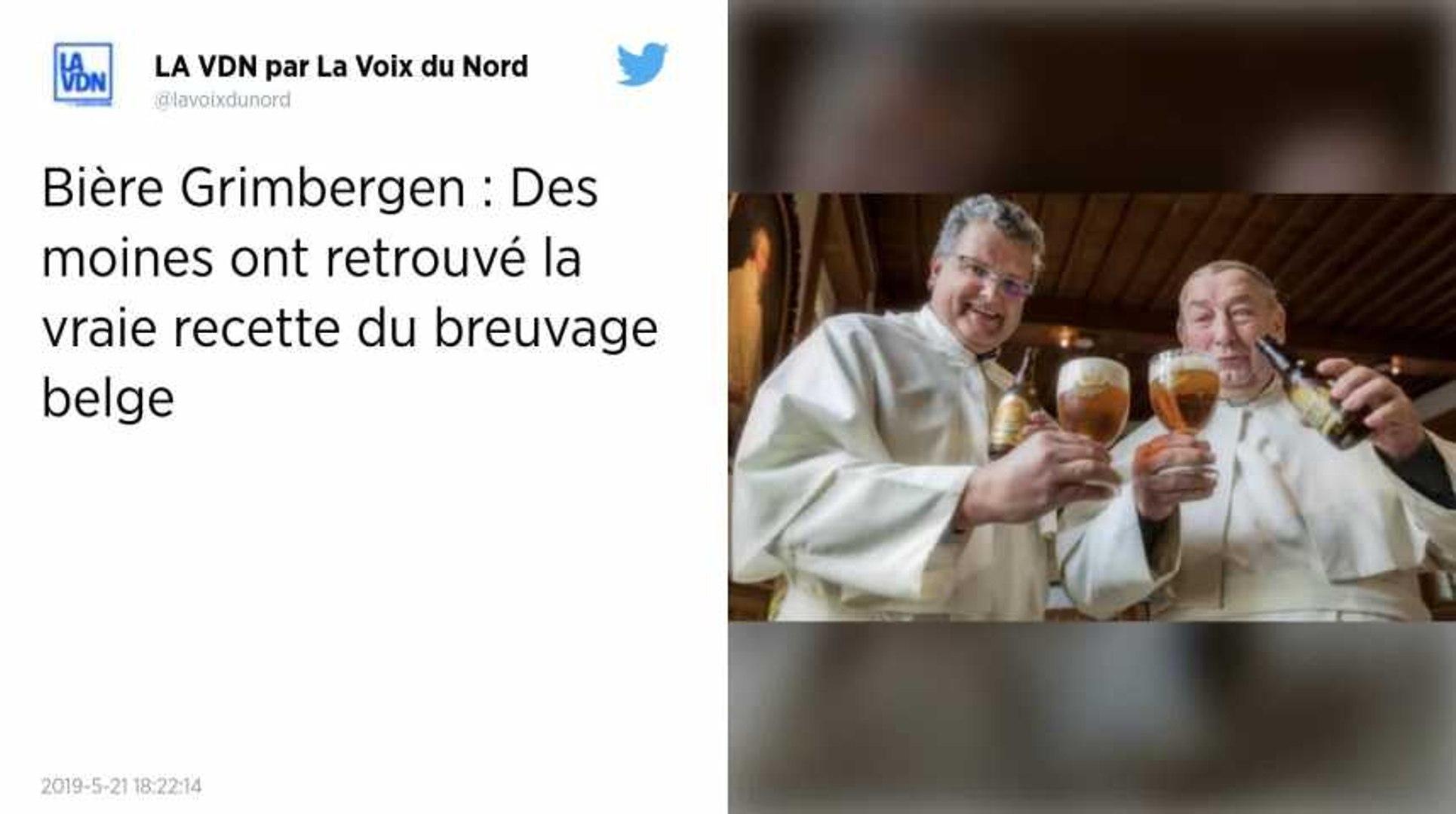 200 ans après, les moines de Grimbergen vont de nouveau brasser leur bière