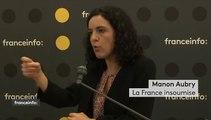 """Elections européennes : """"Il faut assumer un rapport de force avec l'Union européenne"""", affirme Manon Aubry"""