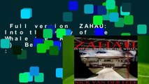 Full version  ZAHAU: Into the Belly of the Whale (Red Rope Book 1)  Best Sellers Rank : #2