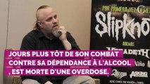 Mort de la fille de Shawn Crahan de Slipknot : les causes de son décès révélées
