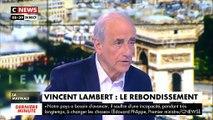 """Affaire Vincent Lambert - Très touché, Edouard Philippe parle de son père: """"Nous avons dû, nous aussi, nous interroger sur l'arrêt des soins"""" - VIDEO"""