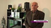 Agence solidarite logement, inauguration d'un nouveau bâtiment rue de la Montat