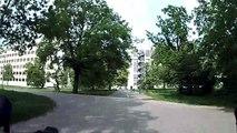 Smichov - Letna - Karlin - Krejcarek - Olšanska - Žižkov - Hlavni Nadraži - Žižkov - 18km