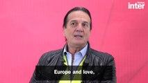 L'interview #EuropeOrNot de Francis Lalanne