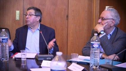 Questions à Alain OBADIA (Fondation Gabriel Péri) - sciences et société - cese