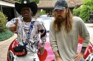 Billy Ray Cyrus gifted Maserati by Lil Nas X