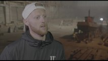 Interview with England's Ben Stokes