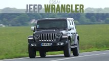Essai Jeep Wrangler Unlimited 2.0T 272 Overland