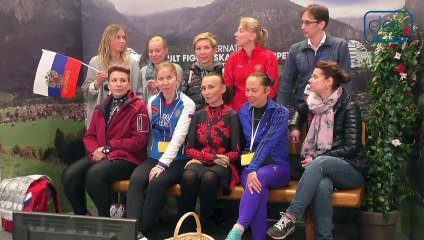 2019 International Adult Figure Skating Competition - Oberstdorf, Germany (7)