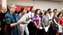 Remise des prix du concours départemental de la résistance et de la déportation aux élèves meusiens