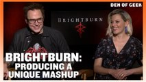 Brightburn (2019) - James Gunn and Elizabeth Banks Interview