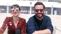Cannes 2019 -  : Rencontre avec Julie Bargeton  et Julien Pestel deux des CNC Talents