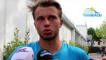 Roland-Garros (Q) - Alexander Muller aime se faire peur dans ces qualifications de Roland-Garros