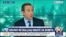 """Affaire Lambert: pour Bruno Retailleau, """"lorsqu'il y a un doute, le bénéfice du doute doit être du côté de la vie"""""""