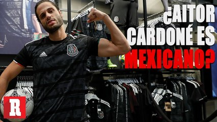 ¿Aitor Cardoné es mexicano? | Récord