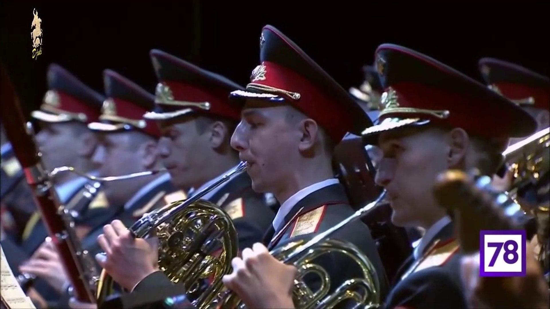 Несокрушимая и легендарная (Песня о Советской Армии) - Alexandrov Ensemble (2018)
