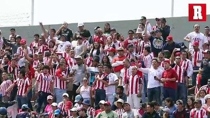 Color Pumas vs Chivas (2-1) | Los Pumas siguen de pie