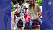 Lil Nas X Gifts Billy Ray Cyrus a Maserati Following 'Old Town Road' Success