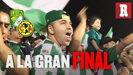 Color León vs América Semifinal | León le arrebata el bicampeonato al América