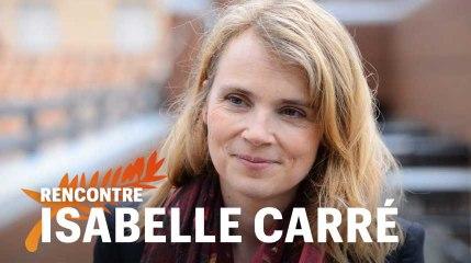 """Isabelle Carré : """"Mary Poppins m'a vengé"""""""