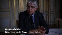 Interview directeur Direccte Isère