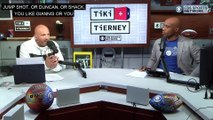 Tiki and Tierney: Giannis has to step up