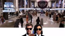 Men In Black International Film - Secret alien kids - Avec Chris Hemsworth, Tessa Thompson, Rebecca Ferguson & Liam Neeson.