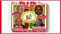 L'émission vis à vis - sur la radio PEACE FM Bourama Diallo Invité Mr Moussa Sinko Coulibaly