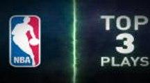Top 3 Plays - Giannis drives and dunks, Ibaka slams