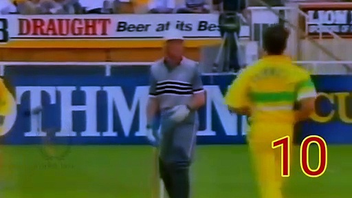 10 Stupid Ways to get out in Cricket  -